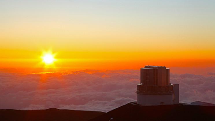 biggest telescopes in the world sabura