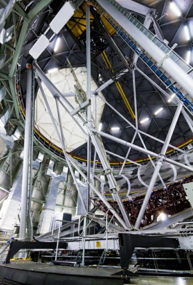 World's Biggest Telescopes SALT