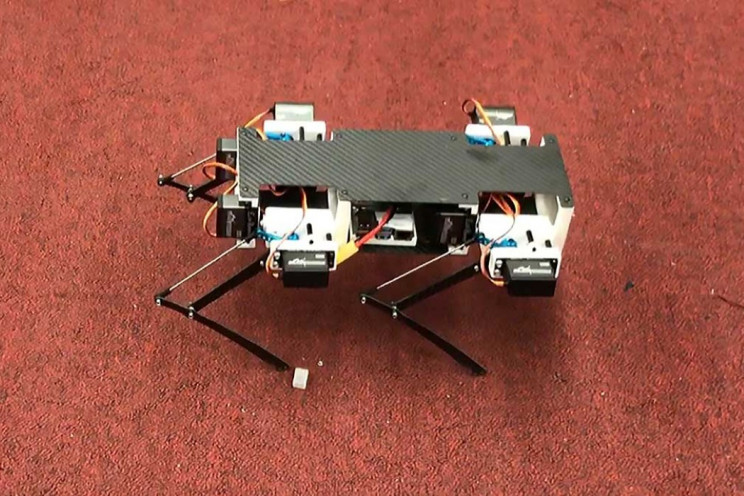 Build Your Own Black Mirror-Inspired Robot Dog for $750