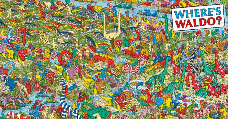 Computer Algorithm Can Find Waldo So That You Don't Go Blind in the Process