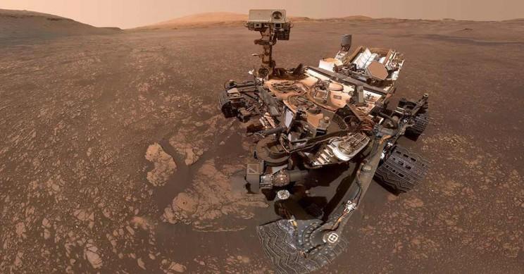 NASA's Curiosity Confirms Clay on Mars