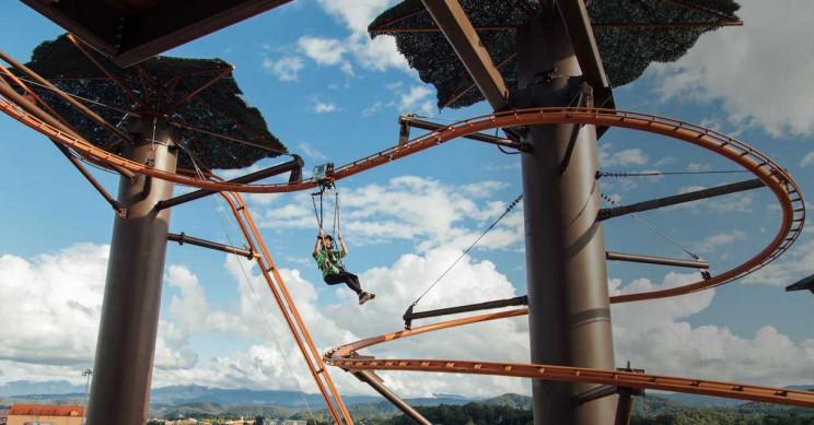 A Lunar Lander-Testing Company Has Revolutionized Rollercoasters