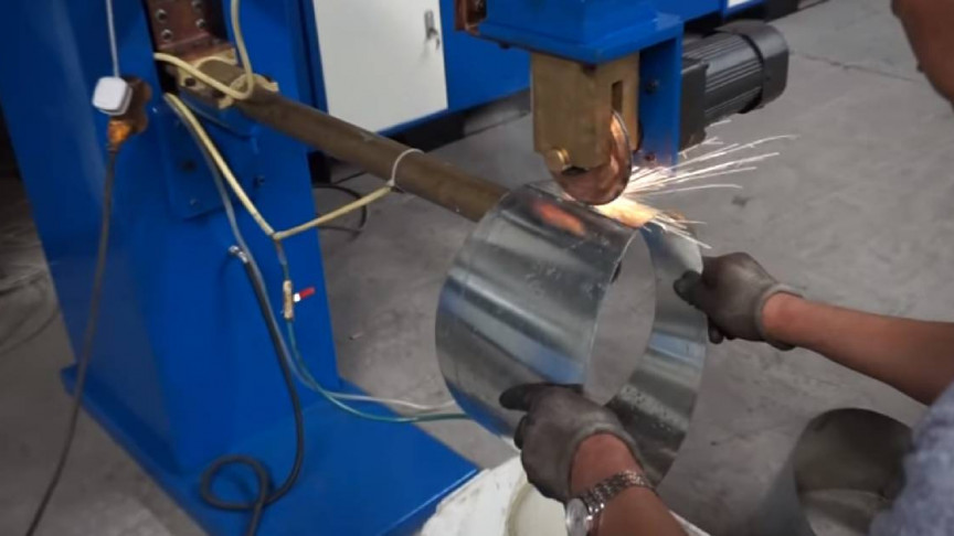 Seam Welding Applications Advantages And Disadvantages