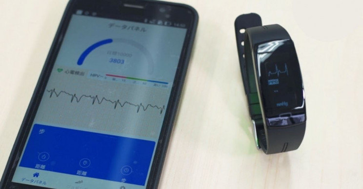 Tokyo Company Unveils World's First Wearable Glucose Monitor