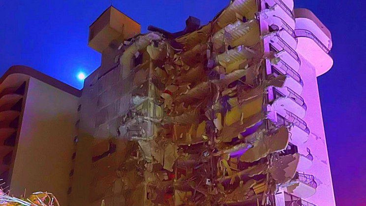 Experts Say a Repealed Florida Law Could Have Prevented the Miami Building Collapse