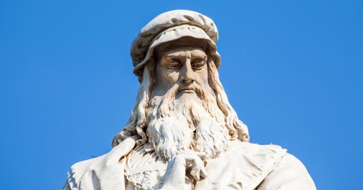DNA Study Reveals Leonardo Da Vinci Has 14 Living Descendants