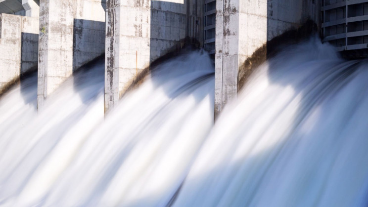 China's Second Largest Hydropower Dam Starts Generating Electricity
