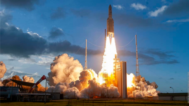World's First Reprogrammable Commercial Satellite Launched Into Space