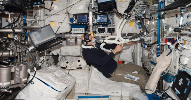 How Is Breathable Air Replenished on the ISS?