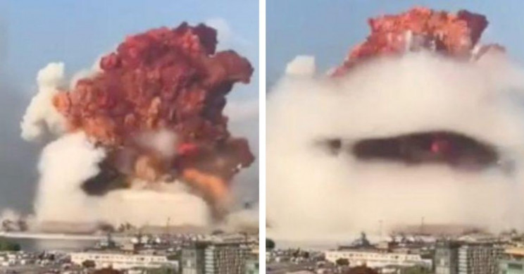 Besides Beirut, Two Catastrophic Ammonium Nitrate Explosions From the Past