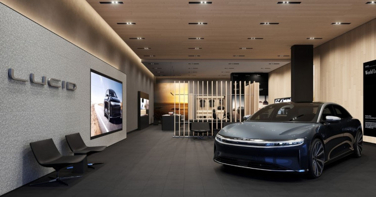 Lucid Motors Lucid Air for Sale