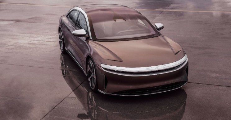 Lucid Motors Unveils $80,000 Luxury Electric Vehicle With 500-Mile Range