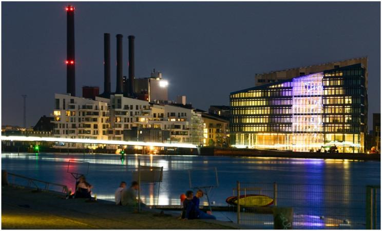 Copenhagen carbon-neutral 2025