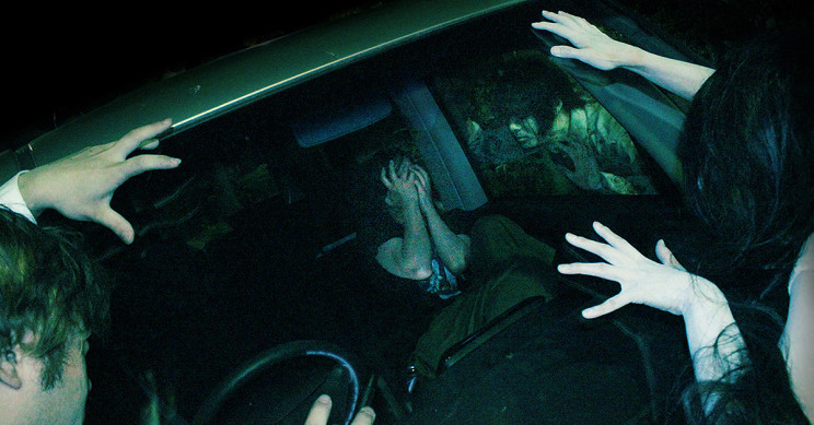 Terrifying Drive-In Haunted House Opens in Japan