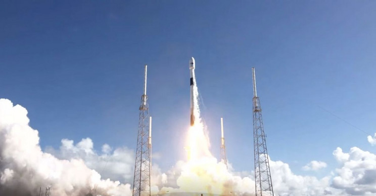 SpaceX Launches South Korean Military Satellite ANASIS-II Aboard Falcon 9