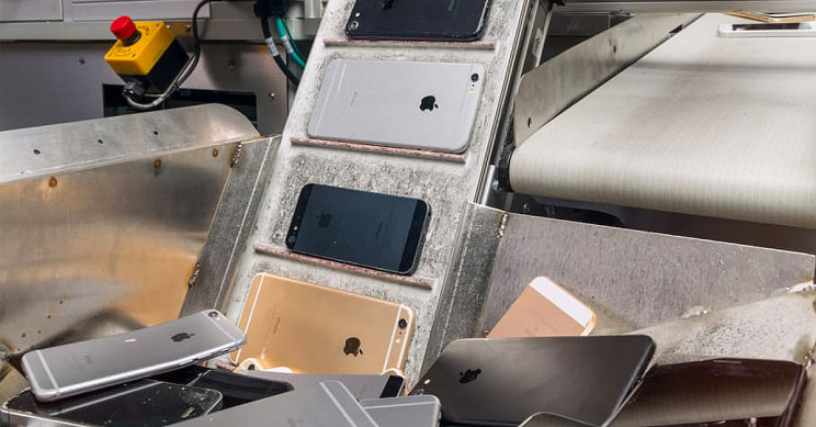 Apple Sues Recycling Partner for Allegedly Reselling Over 100,000 Devices