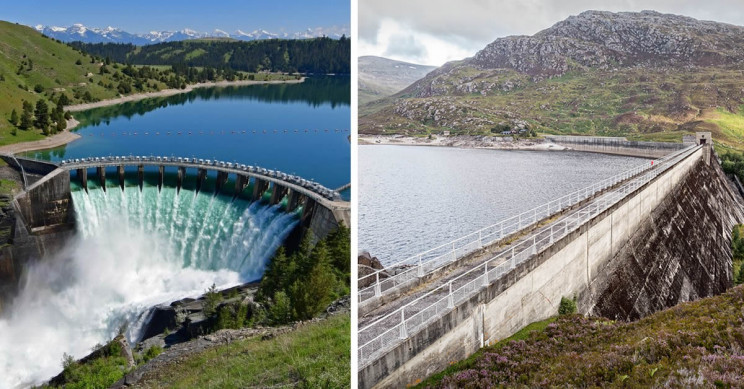 12+ of the World's Most Fascinating Dams