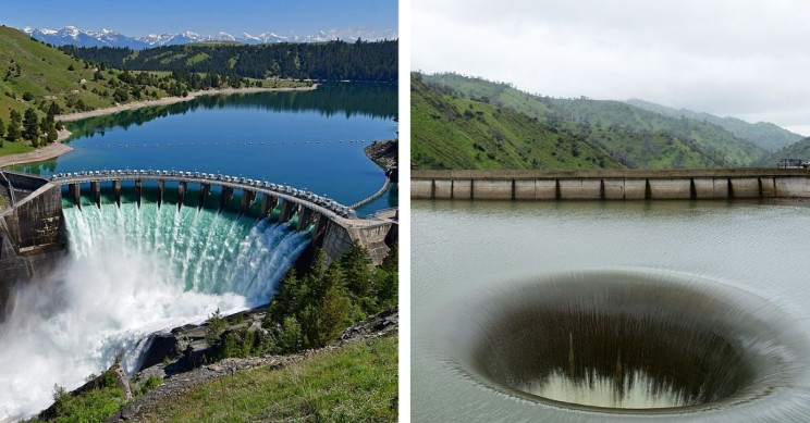 13 of the World's Most Fascinating Dams