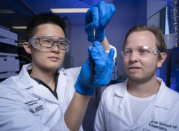 Hydrogel That Can Self-Heal and Shape-Shift Invented by Scientists