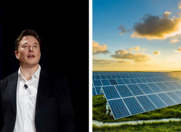 Elon Musk Believes You Can Power the U.S. on Solar Alone and He is Happy to Tweet About It