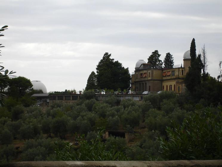 astronomy tourism arcetri