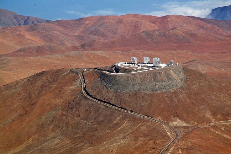 astronomy tourism chile