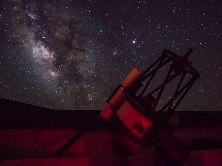 astronomy tourism kitt