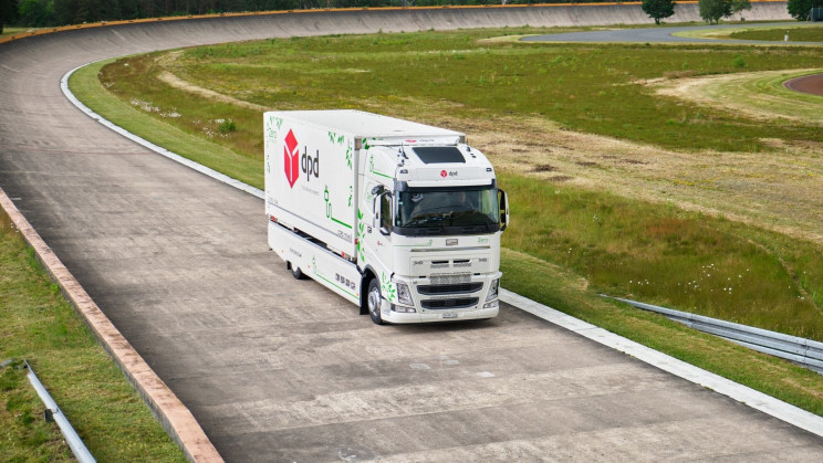 EV Truck Sets Range Record for Driving 683 Miles on a Single Charge
