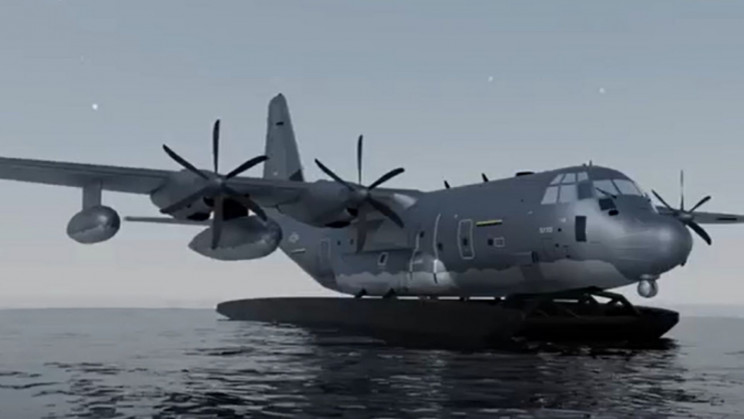 The US Air Force's MC-130 Seaplane is Finally in the Works