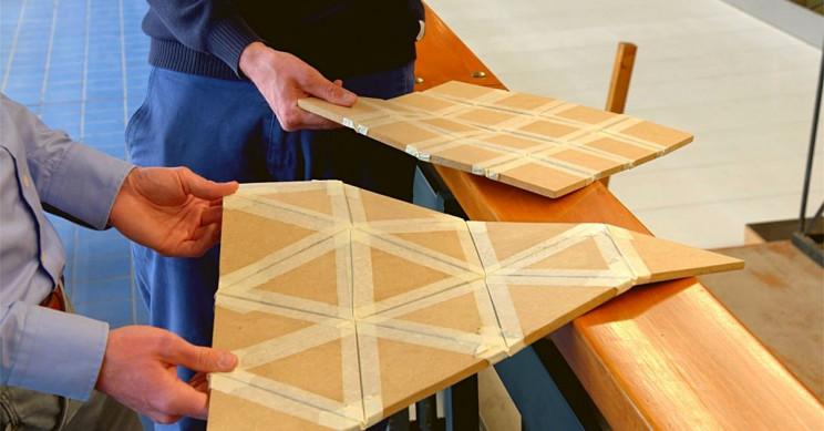SolarDuck Triangles Beat Squares