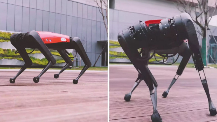 Meet AlphaDog: China's Answer to Boston Dynamics' Spot the Robot