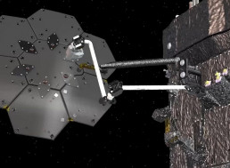 NASA Launches Plans to Build Spacecraft in Space