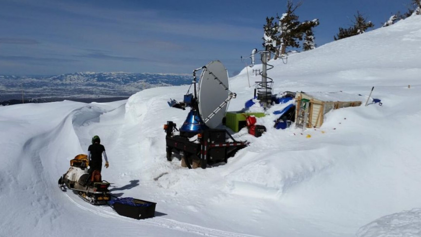 Scientists Accurately Measure the Volume of Snow with Cloud Seeding for the First Time - Interesting Engineering