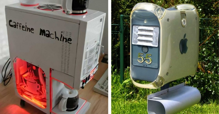 13 Cool Ways People Reuse Old Tech Stuff