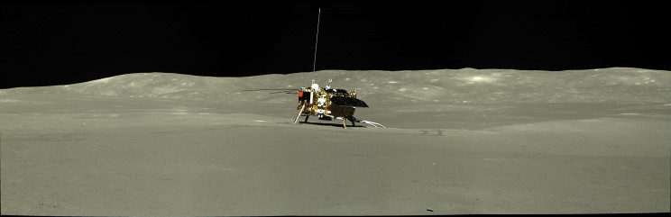 China Releases a Treasure Trove of New Images On The Far Side of The Moon