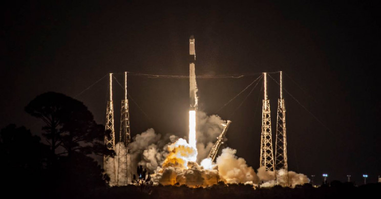 SpaceX Nails 50th Rocket Landing, Sends Station Supplies to ISS