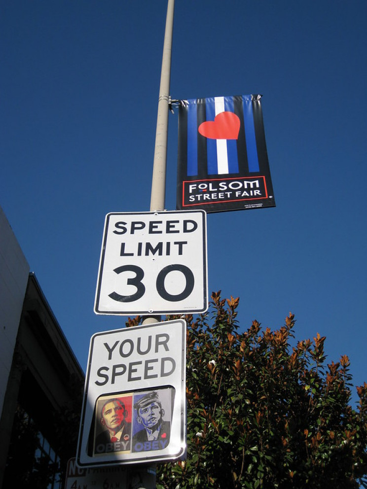 how speed limits are set
