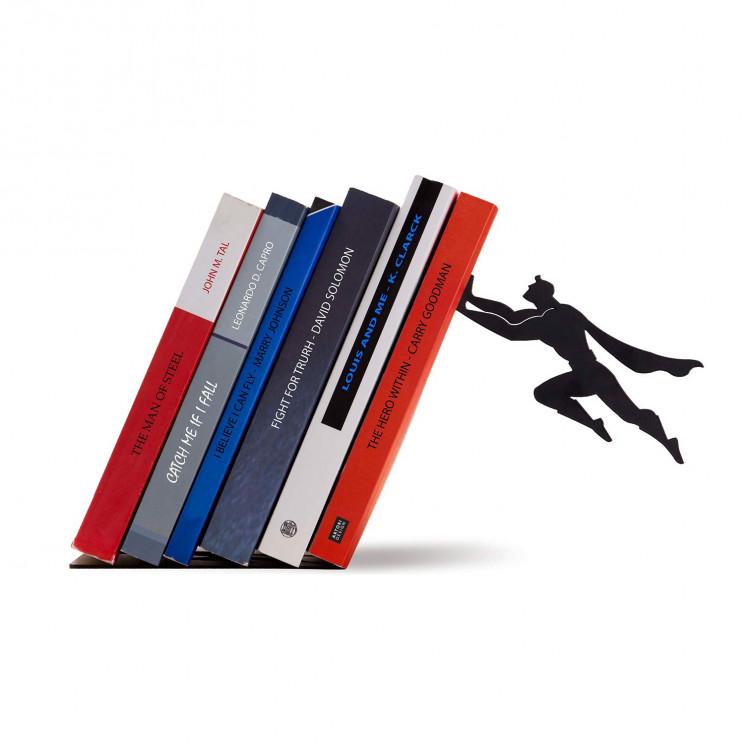 superhero-bookend
