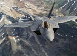 Watch the Lockheed Martin F-22 Raptor in All Its Glory
