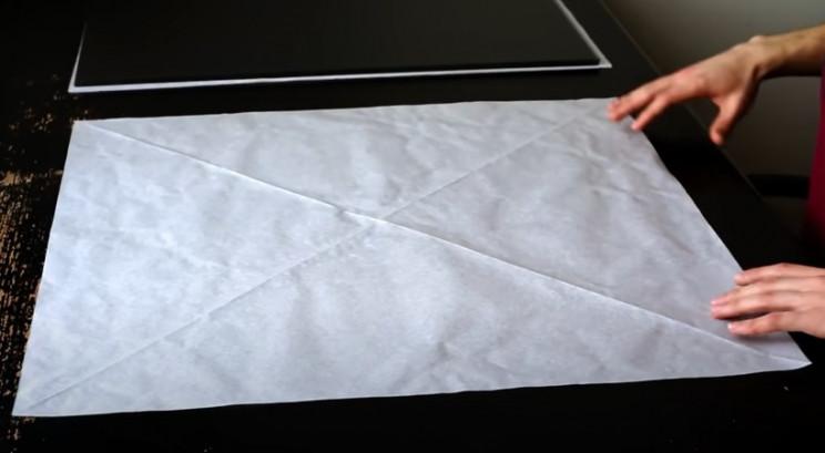 diy origami samurai first folds