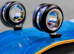 This Guy Put Apple's $700 Wheels on a Skateboard and Tried to Ride It
