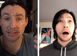 Watch This Guy Build a CGI Version of Himself to Fool His Friends