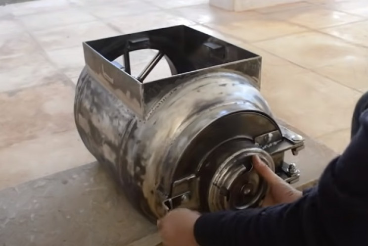 diy advanced burner lock