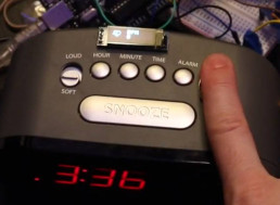 YouTuber Builds Alarm Clock that Only Turns Off When You Exercise
