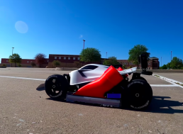 Can This Fan-Assisted RC Car Beat Tesla Roadster's 0-60 Time?