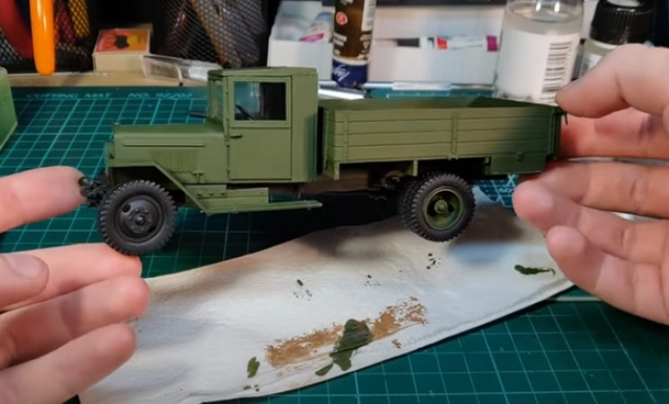 diy truck add cabin