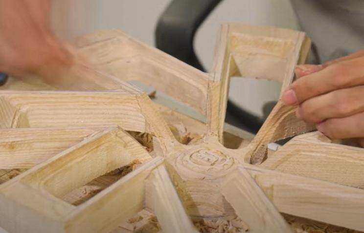 diy wooden bugatti complete alloys