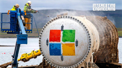 The Many Intricacies of Microsoft's Underwater Data Centers