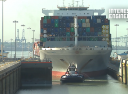 This Is How the Panama Canal Works
