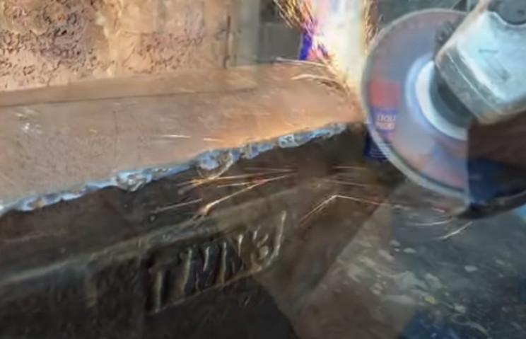 diy anvil restore edges